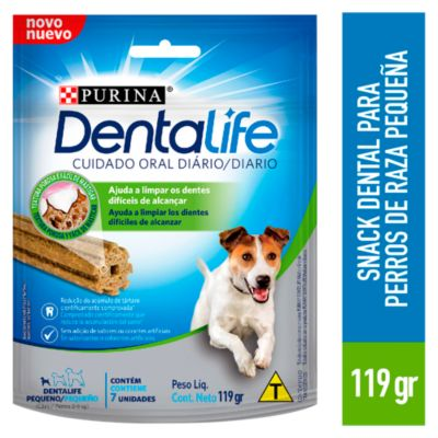 Dentalife Cuidado Oral Raza mediana 119gr