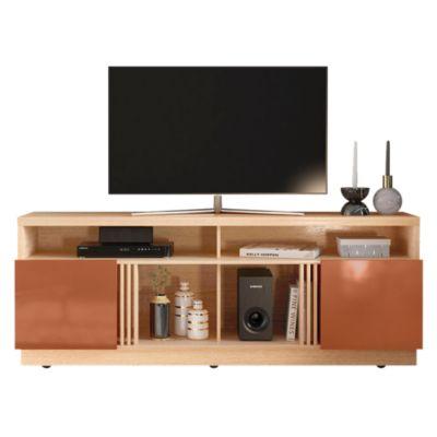 Mesa TV Itapua Carvalho 70''