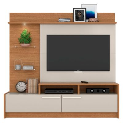 "Panel TV Ipanema Natura/Blanco 60"""