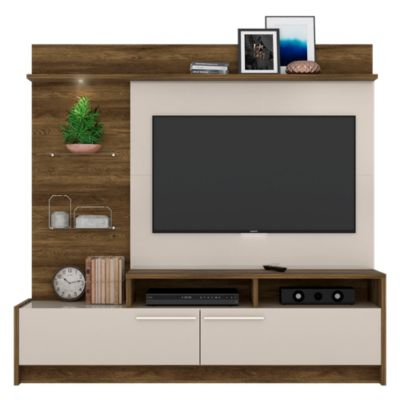 "Panel TV Ipanema Canela/Blanco 60"""