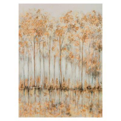 Canvas Árboles Verde 60x80cm