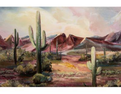 Canvas Cactus 2 90x60cm