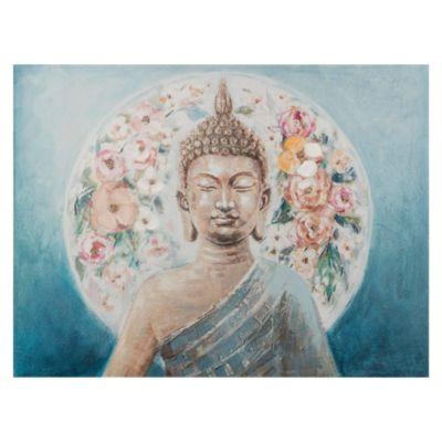Canvas Buda 2 80x60cm