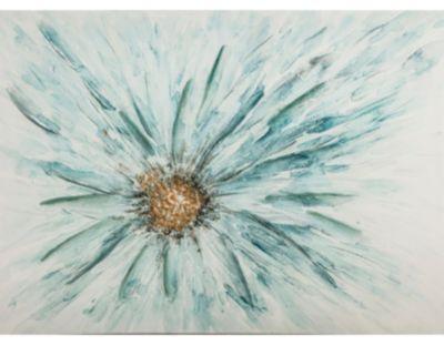 Canvas Floral Planta 80x60cm