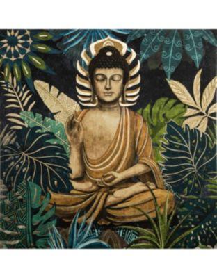 Canvas Buda 3 80x80cm