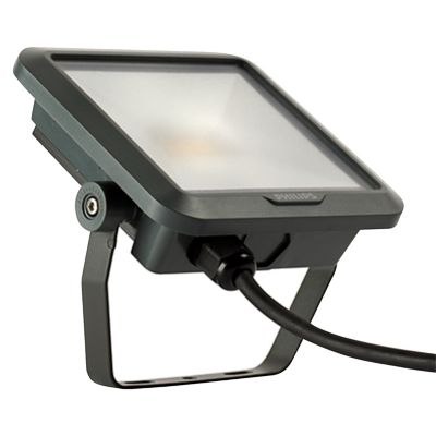 Reflector LED 10w Gris Oscuro Mate