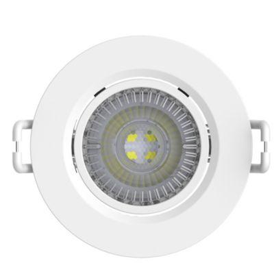 Spot LED 5W/830 Redondo Luz Cálida