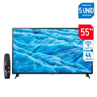 Combo Televisor Smart LED UHD 55'' 55UM7100PSA LG + Magic Remote 2019