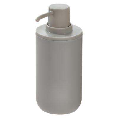 Dispensador de Jabón Plástico Gris