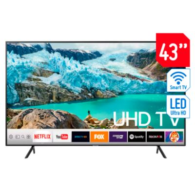 Televisor LED Smart TV UHD 43'' 43RU7100