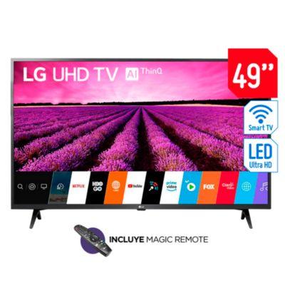 Televisor LED Smart TV UHD 49'' 49UM7100 + Control Magic