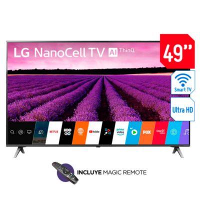 Televisor NANOCELL Smart TV UHD 49''49SM8000