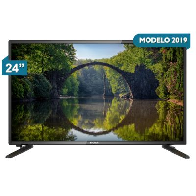 Televisor LED HD 24'' HYLED247D