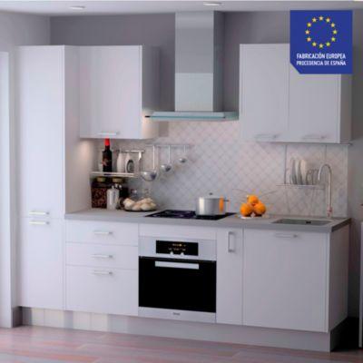 Cocina Modular Euro Tipo 3-ABH106 VH 4C