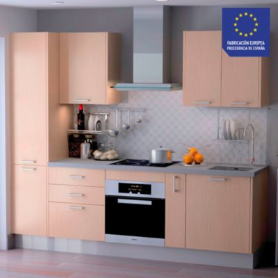 Cocina Modular Euro Tipo 3-ELO918 VH 4C