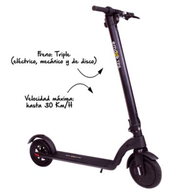 Scooter Eléctrico Emove TPS