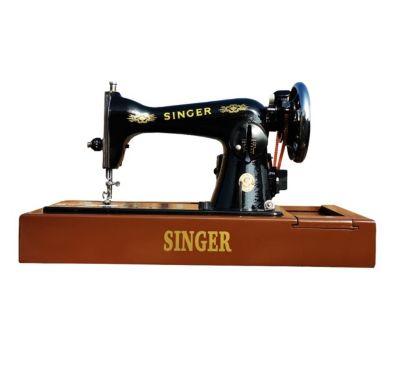 Maquina de Coser Negrita 15CD 1 Puntada Recta