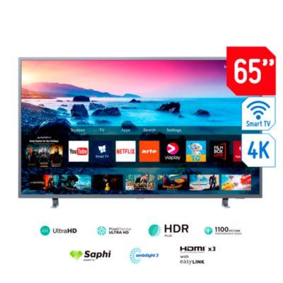 Televisor Smart TV UHD 4K 65'' 65PUD6703