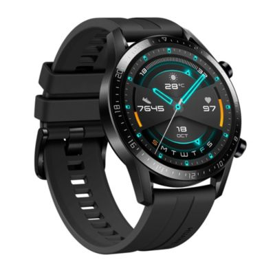 Smartwatch GT2 B19S Negro con función de Oxímetro