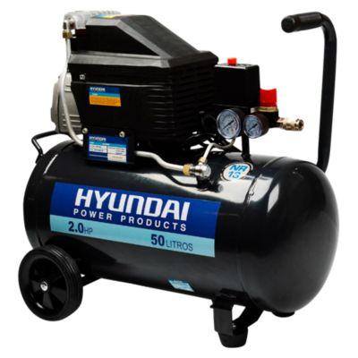 Compresora de Aire 2HP 50lt HYAC50D