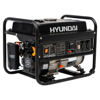 Generador a Gasolina 2500W 4T HHY3000F