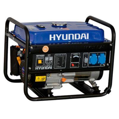 Generador a Gasolina 3000W 4T HHY4000FE