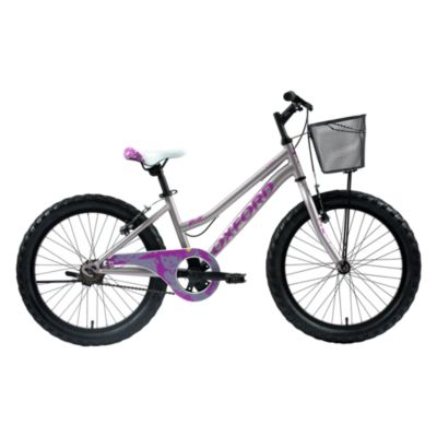 "Bicicleta Luna Aro 20"" Plata"