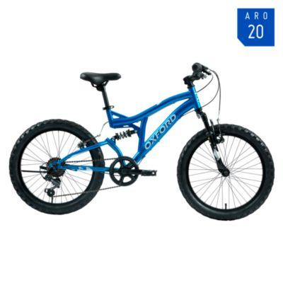 "Bicicleta Drako Aro 20"" Azul"