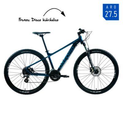 """Bicicleta Orion Aro 27.5"""" Azul"""