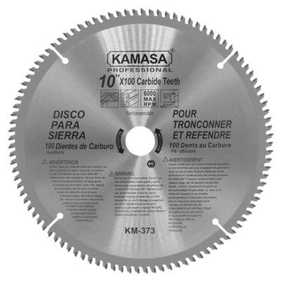 Disco para Sierra 10''x100T