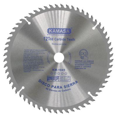 Disco para Sierra 12''x60Tx1''