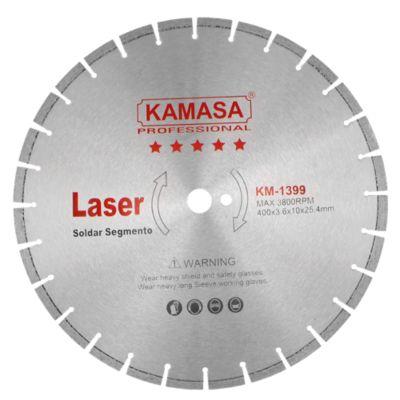 Disco Diamantado 400mm Kamasa