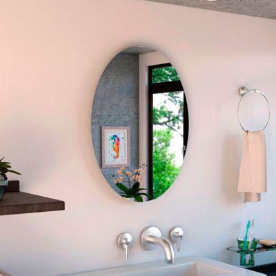 Espejo Napoli Ovalado 45x60x3.4 cm