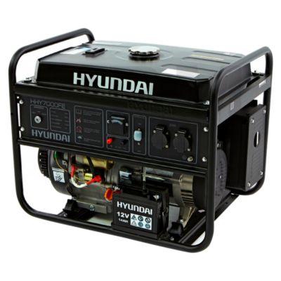 Generador a Gasolina 5000W 4T HHY7000FE