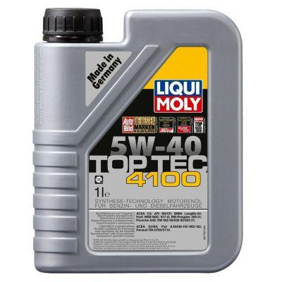 Aceite de Motor TOP TEC 4100 5W-40 1 L