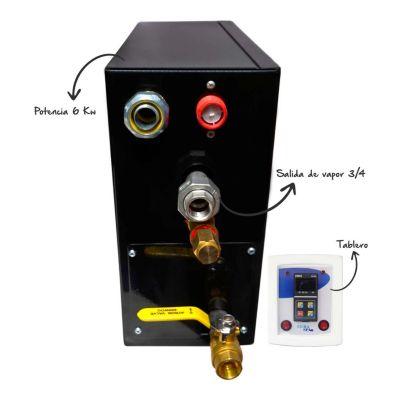 Generador de Vapor para sauna 6 KW