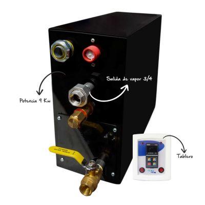 Generador de Vapor para sauna 9 KW