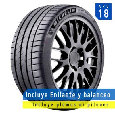 Llanta 225/40R18 Pilot Sport 4
