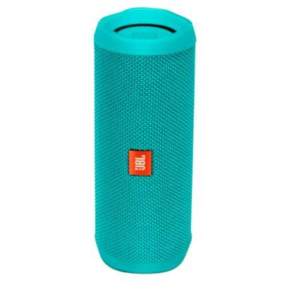 Parlante Bluetooth Flip 4 Verde Azulado