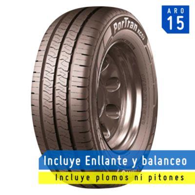 Llanta 215/70R15 Portran KC53