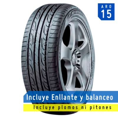 Llanta 185/65R15 SP Sport LM704