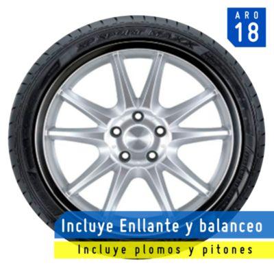 Llanta 245/40R18 SP Sport Maxx