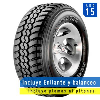 Llanta LT215/75R15 6PR 100/97M MT753
