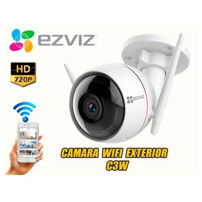 Cámara de Seguridad C3W HD 720P