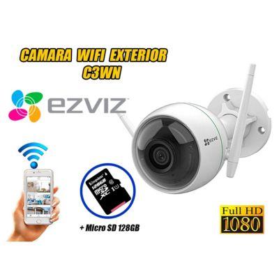 Cámara de Seguridad C3W Full HD 1080P