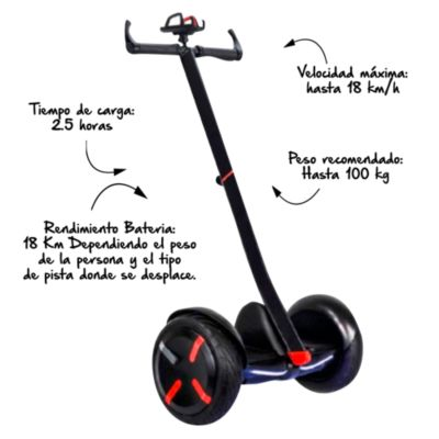 Scooter Eléctrico N9