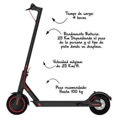 Patineta Scooter Eléctrica S3