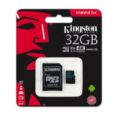 Memoria Micro SD Canvas Go 32GB