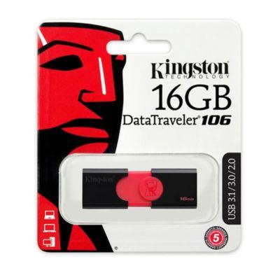 Memoria USB DataTraveler 106 16GB