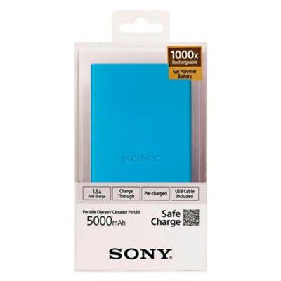 Power Bank 5000 mAh CP-V5B Azul